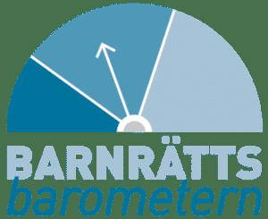Barnrattsbarometern Logotyp