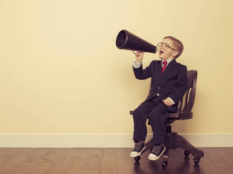Därför lyssnar vi inte på barnet – tips på hur du kommer igång